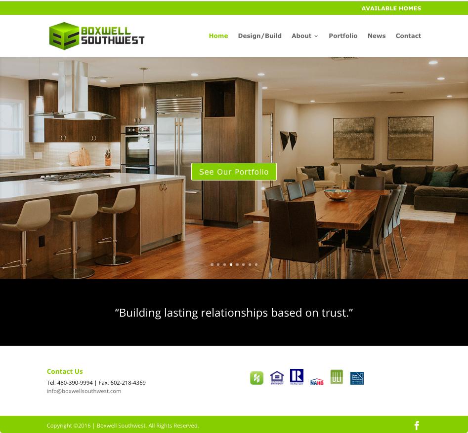 boxwellsouthwest-website