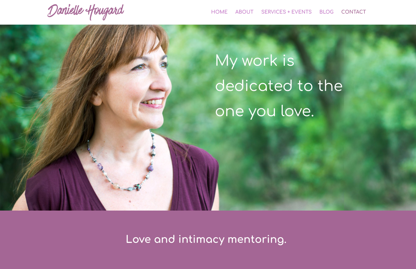 hougard-website