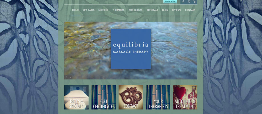 Feline Design | Equilibria Massage Therapy